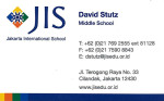JIS-Business-card